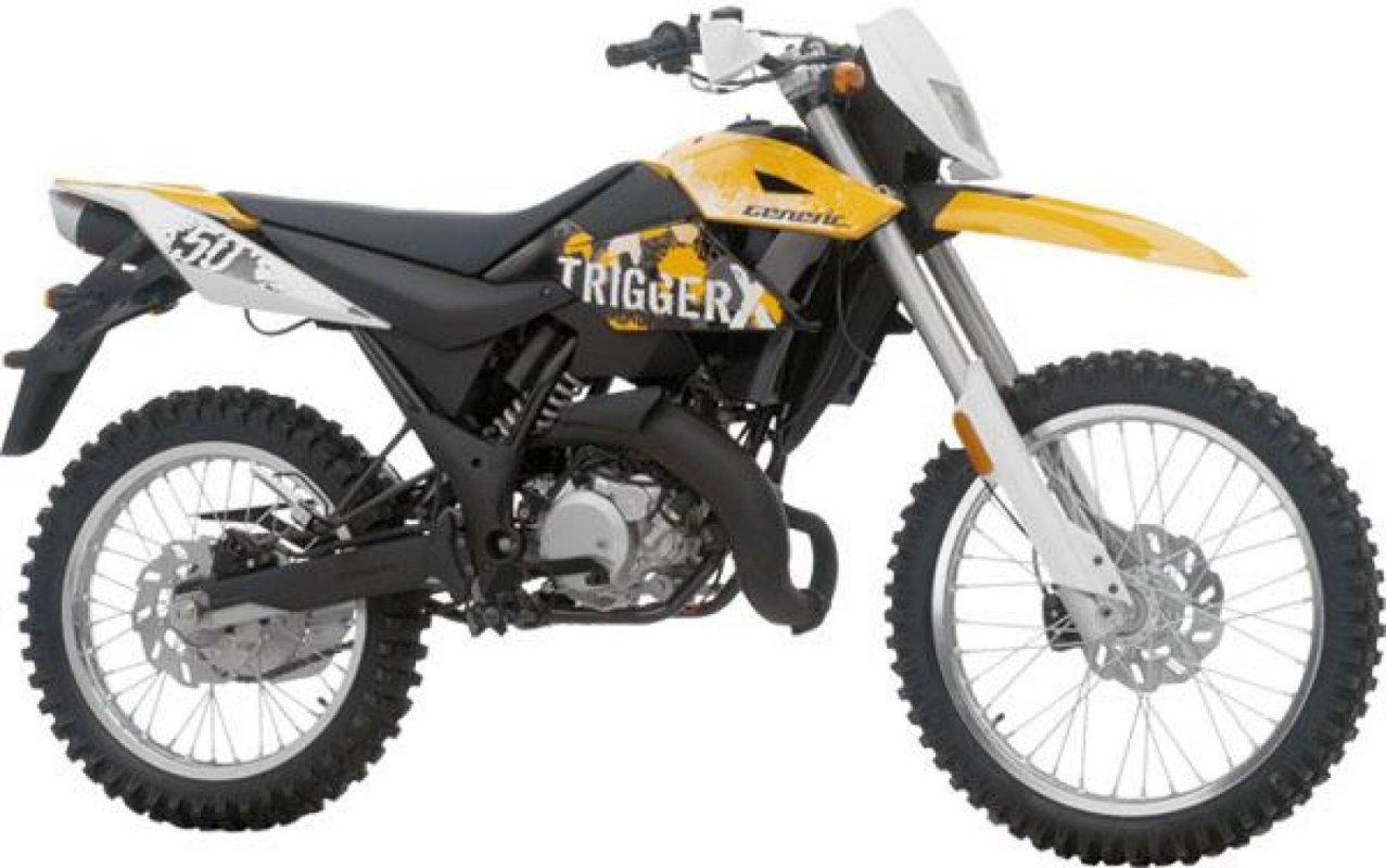 Trigger X 125, 2008