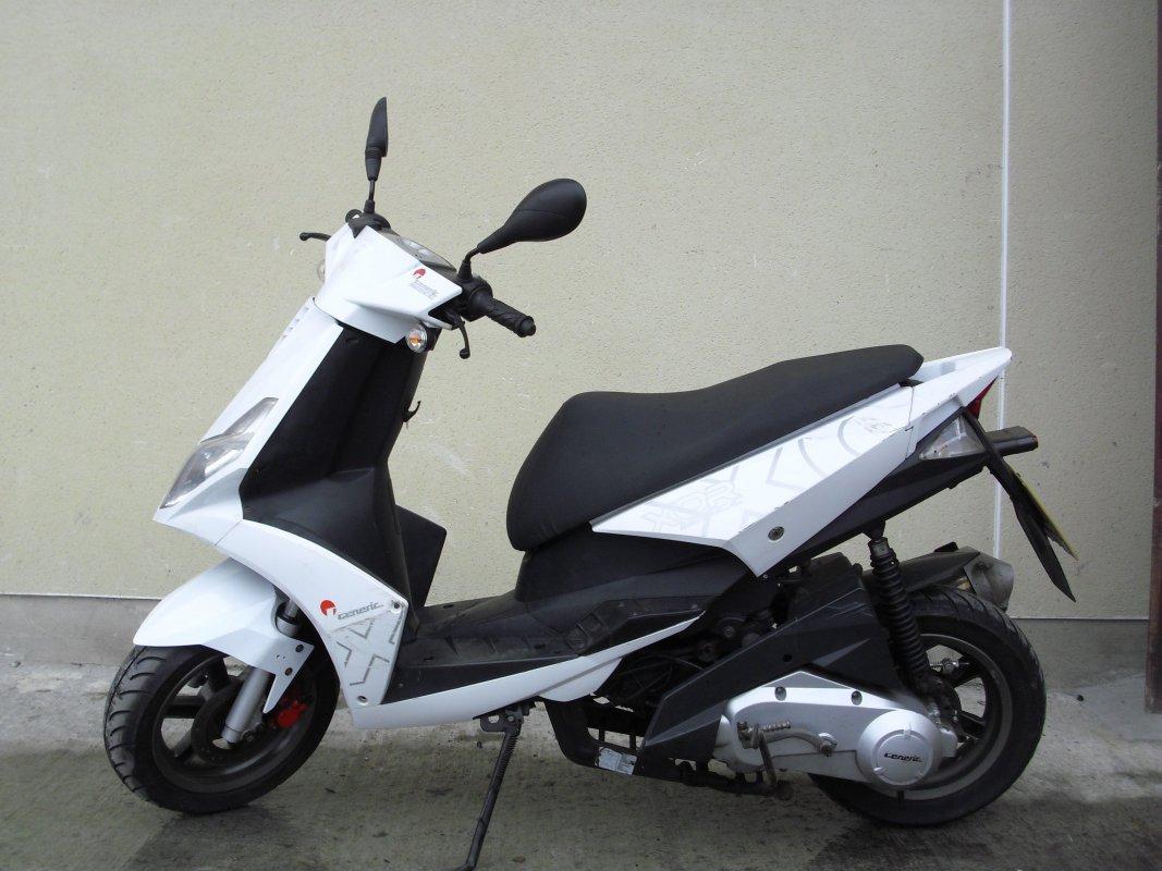 XOR 125, 2008