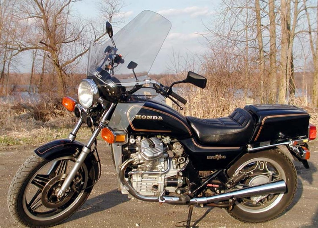GL 500 Silver Wing (reduced effect), 1982