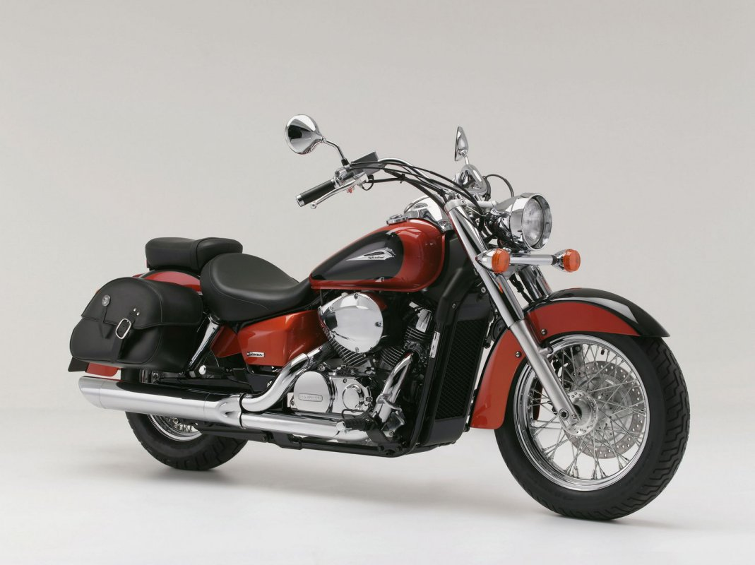 Shadow 750 C-ABS, 2007