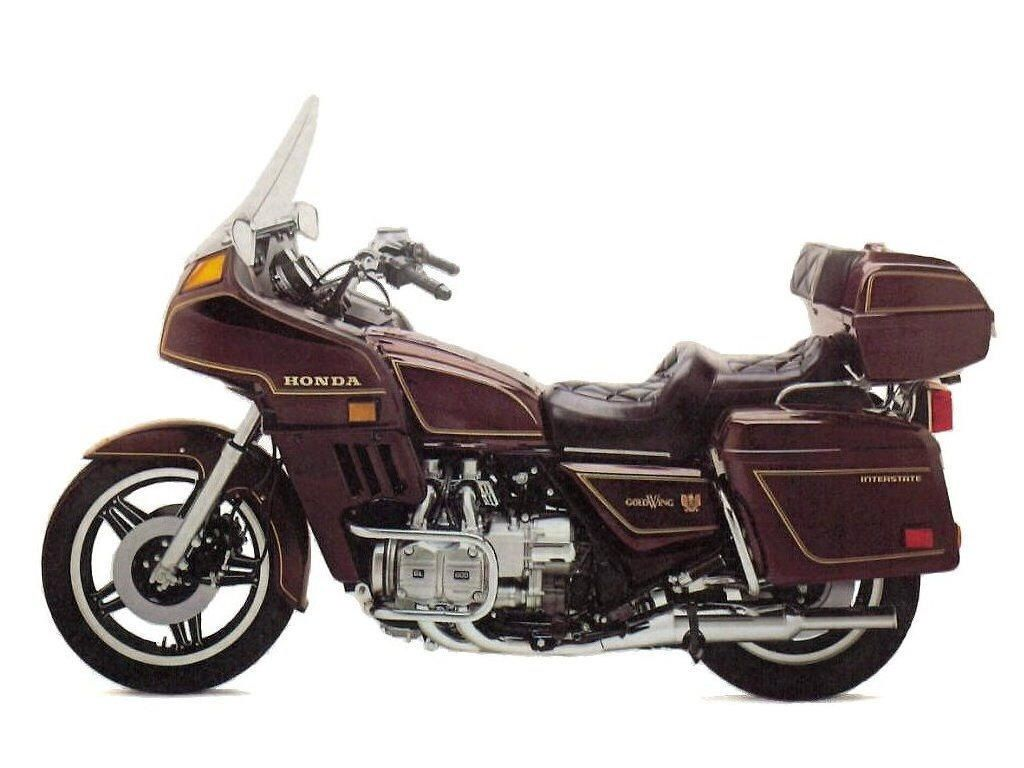 GL 1100 Gold Wing