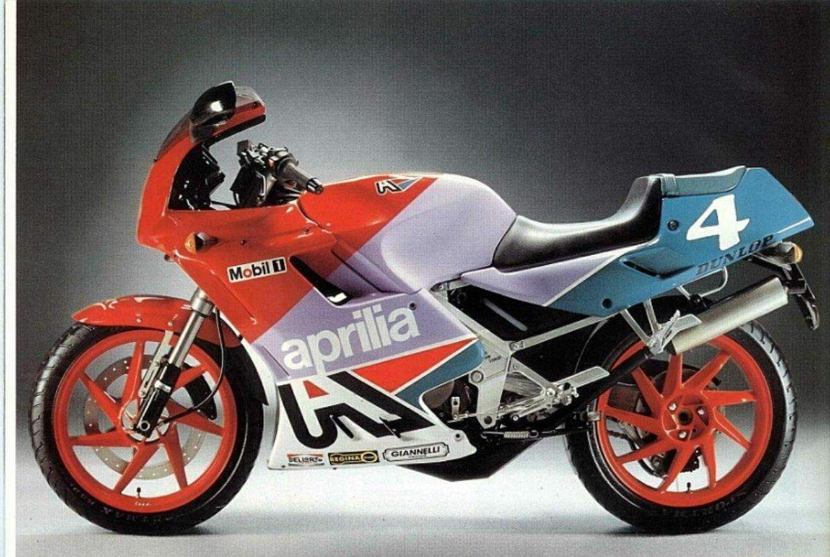 AF1 125 Replica, 1988