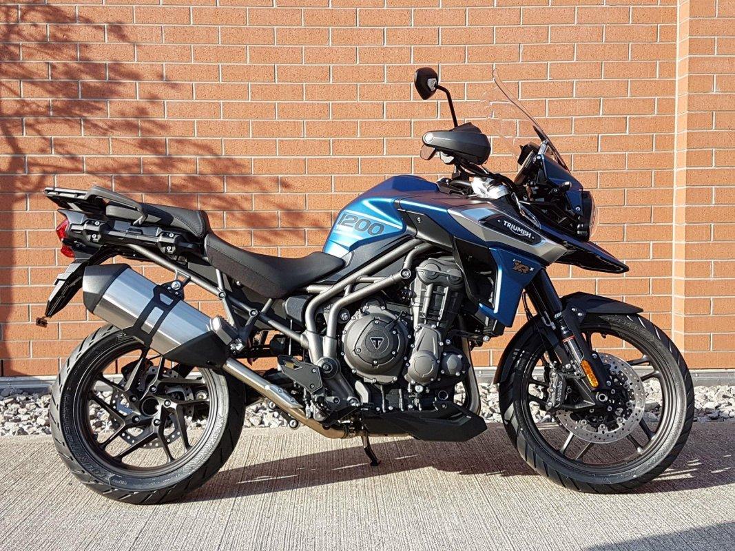 Tiger 1200 XRX Low, 2020