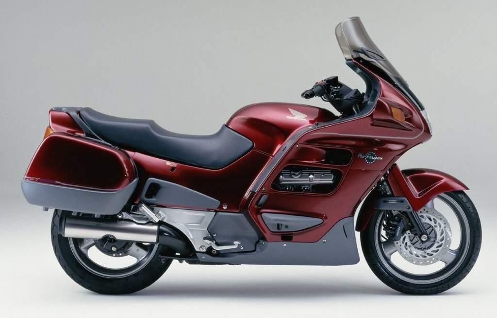 ST 1100 Pan European, 1995