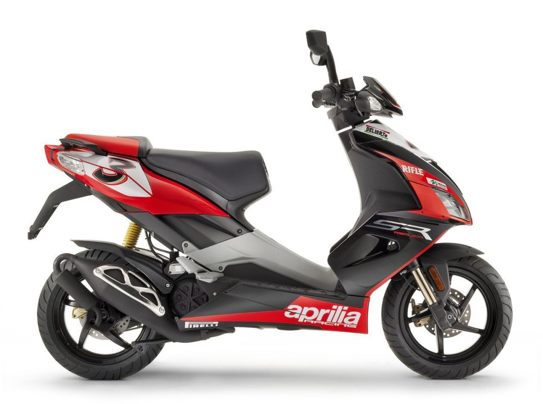 SR 50 R Replica SBK, 2011