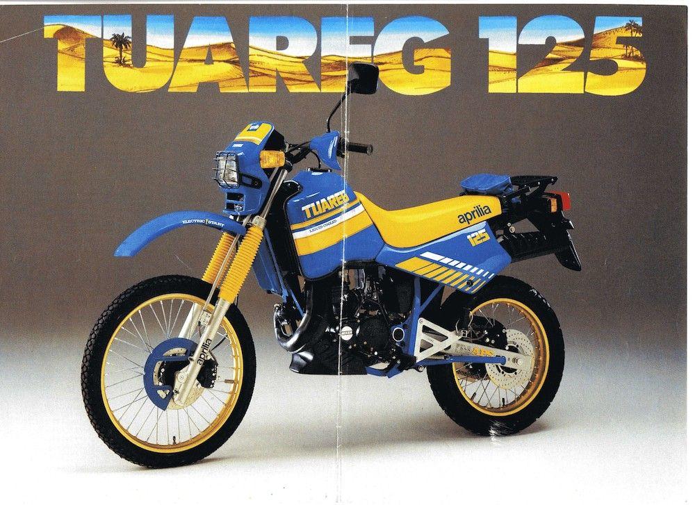 Tuareg 125 ES