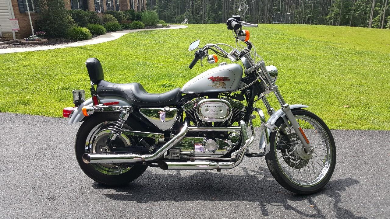 Harley Davidson Sportster 1200 Custom 2001 Motorcycles Similar Models